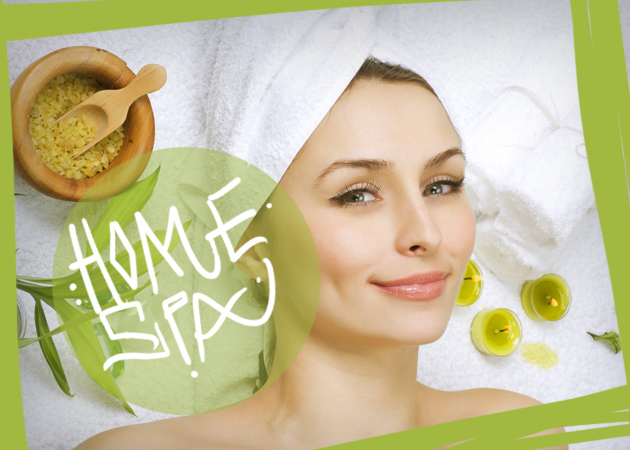 Eκμεταλλεύσου τη μέρα! Κάνε ένα home spa!