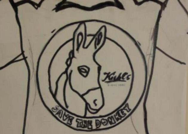 Save the donkey by Kiehl's! Εσύ θα έρθεις στο event;