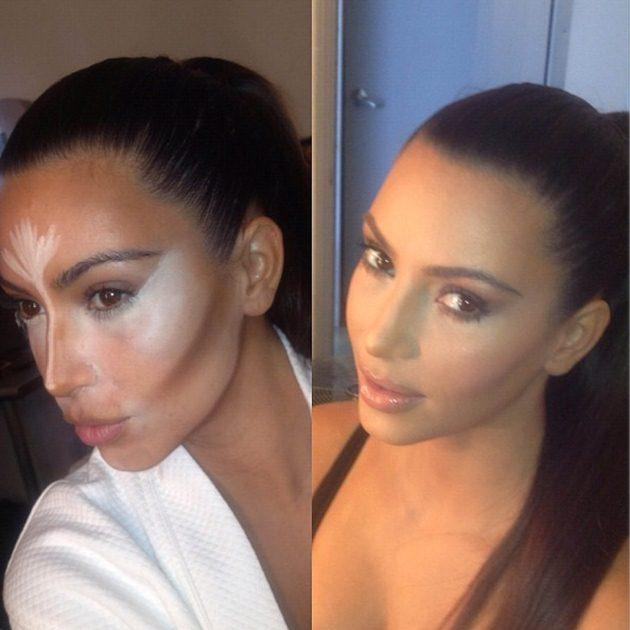 Αποτέλεσμα εικόνας για φωτοσκίαση makeup