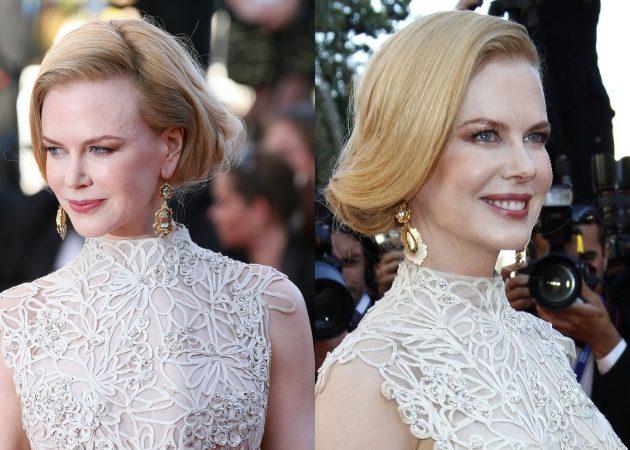 Η Nicole Kidman είχε τα καλύτερα χτενίσματα στις Κάννες! Δες τα όλα ... 7f78c36eb6f