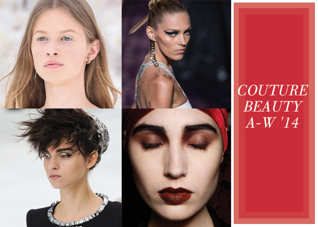Couture shows A/W '14: τα καλύτερα make up και μαλλιά που είδαμε!
