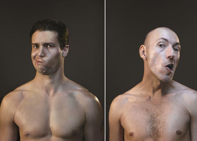 Χρειάζονται πραγματικά οι μορφασμοί  shaveface για να κατακτήσεις το τέλειο  αποτέλεσμα στο ξύρισμα  Όχι πια! e906aff5cd9