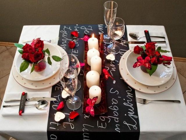 Αγίου Βαλεντίνου: Last minute tips για το τραπέζι σου!