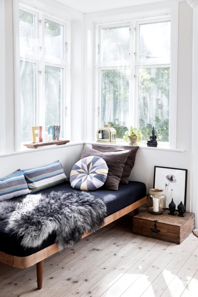 Καναπές - ανάκλιντρο: Υπέροχες ιδέες για να ονειροπολείς τη μέρα! - TLIFE