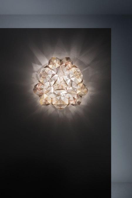 """slamp 1 - Τα """"κρυστάλλινα"""" φωτιστικά από το πιο εύκαμπτο υλικό που θα σε ενθουσιάσει - φωτιστικό, φωτα, deco"""