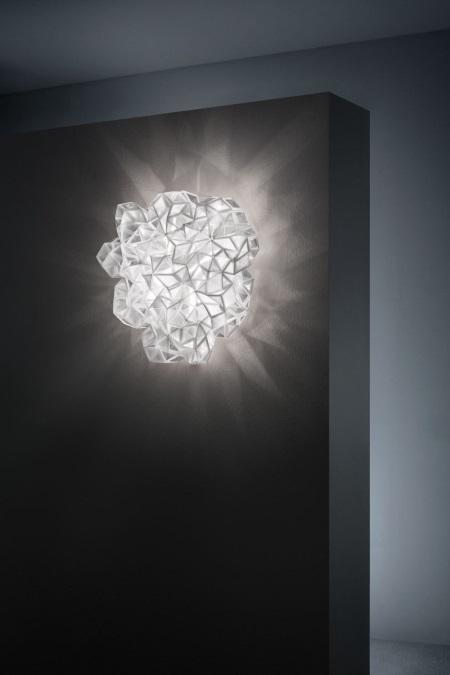 """slamp 2 - Τα """"κρυστάλλινα"""" φωτιστικά από το πιο εύκαμπτο υλικό που θα σε ενθουσιάσει - φωτιστικό, φωτα, deco"""