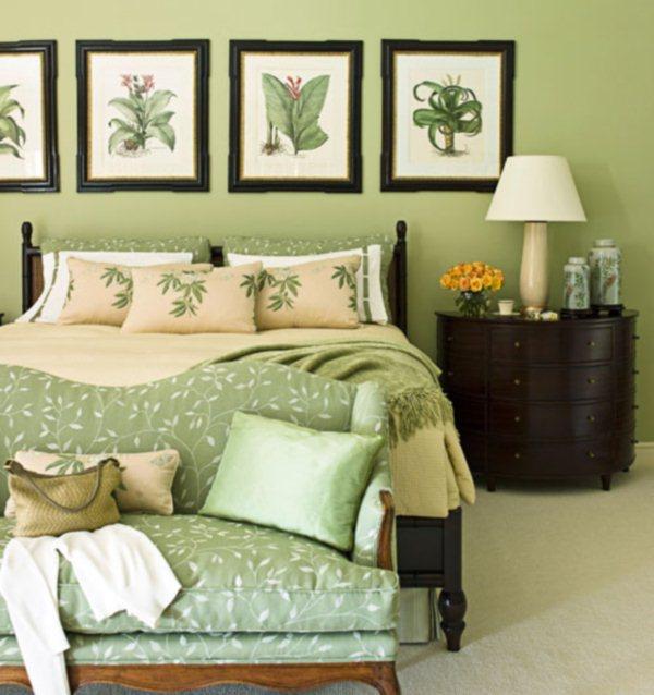 Bedroom Mint Green Wall Scheme In Toddler Boys Bedroom: Το νέο Trend στο χρώμα: δροσερό πράσινο της μέντας!