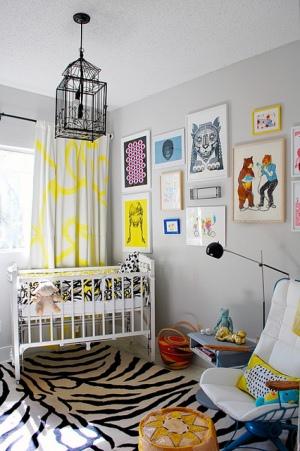 c2ab5333e51 Τα δωμάτια με θέμα ενθουσιάζουν τους νέους γονείς. Διάλεξε όσο το δυνατόν  ουδέτερα θέματα καθώς το παιδί μεγαλώνοντας αποκτά άλλες ανάγκες και γούστα.