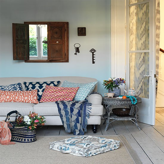 Tribal style - Maximizing design of living room by determining its needs ...