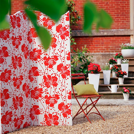 Το μπαλκόνι είτε για τον κήπο και την