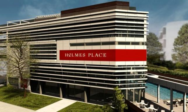 Holmes Place Glyfada… Join the Club!