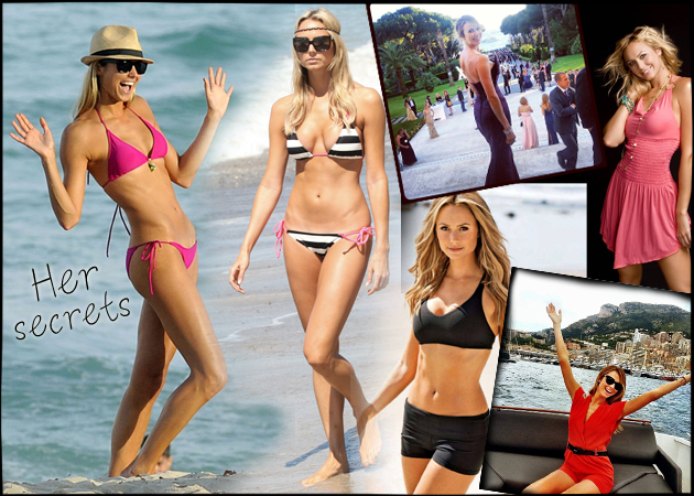 Stacy Keibler! Πως διατηρείται σε φόρμα το κορίτσι του George Clooney;