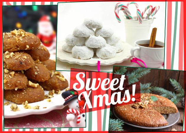 Τα γλυκά των Χριστουγέννων: Πόσες θερμίδες έχουν; Tips για να μην σε παχύνουν...