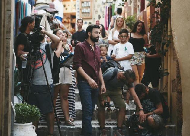 Μπρούσκο: Δες τους πρωταγωνιστές της σειράς στη Βαρκελώνη!