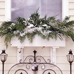 Tlife - Addobbi natalizi per le finestre ...