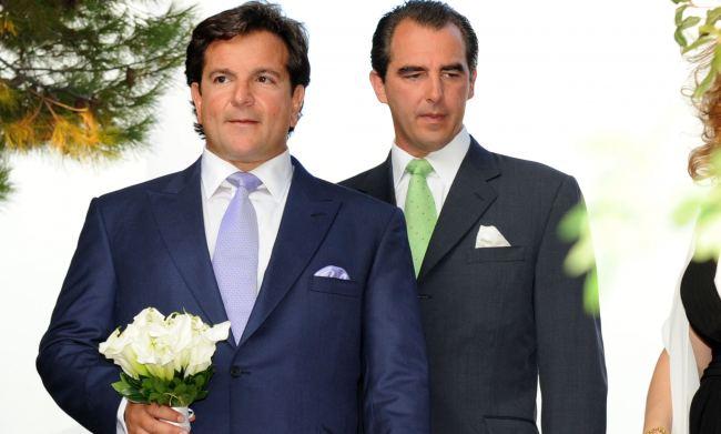 63d440ea63a5 Ο επιχειρηματίας Νάσος Θανόπουλος παντρέυτηκε την εκλεκτή της καρδιάς του
