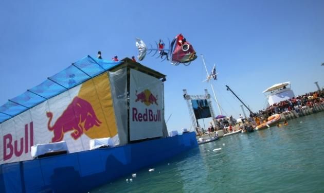 Red Bull Flugtag! To event που δεν πρέπει να χάσεις!