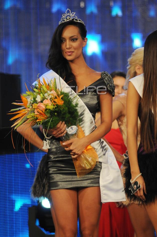 Miss Greece Vasiliki Tsirogianni Missosology | Male Models ...