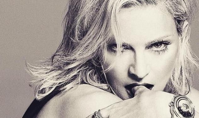 Έξαλλη η Madonna: