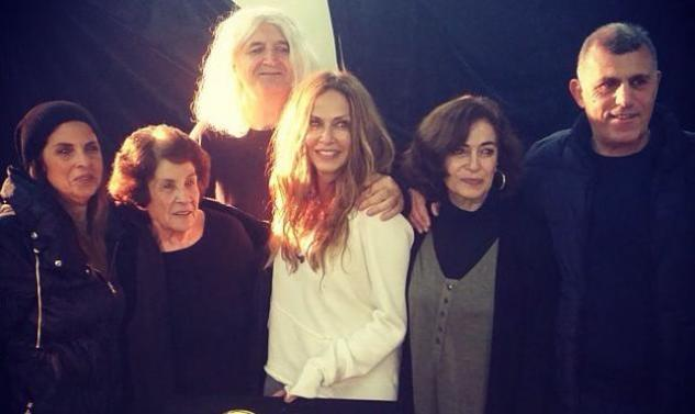 Άννα Βίσση: Γιόρτασε τα γενέθλιά της με τους αγαπημένους της! Φωτογραφίες