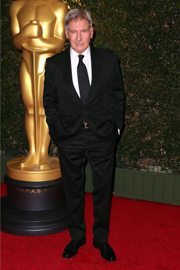 Στο χειρουργείο ο Harrison Ford - Έσπασε το αριστερό του πόδι