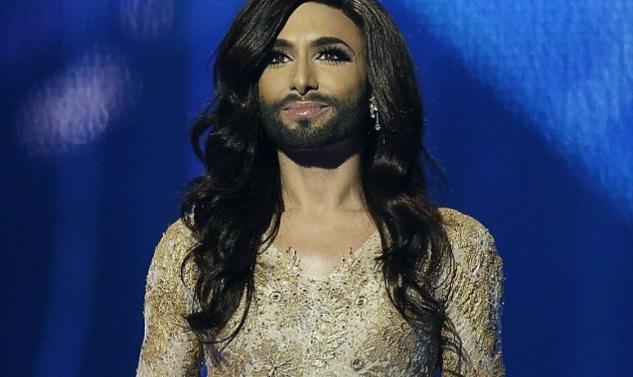 Όταν η Conchita Wurs δεν είχε μούσι και τραγουδούσε Άννα Βίσση! Βίντεο