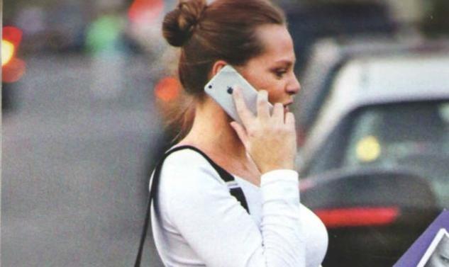 Υβόννη Μπόσνιακ: Στον 5ο μήνα της εγκυμοσύνης της, δεν άλλαξε τίποτα από την καθημερινότητά της!
