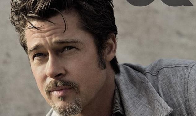 Brad Pitt: Η πρώτη συνέντευξη μετά τον γάμο του με την Angelina Jolie!