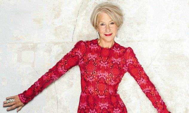 Helen Mirren: Με απίστευτο κορμί στα 70!