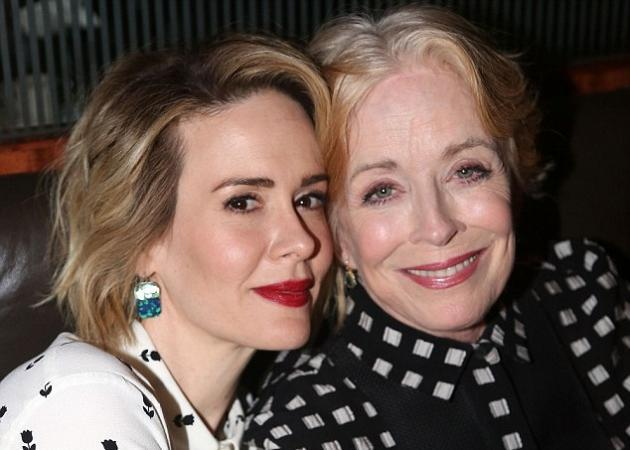 Holland Taylor: H 72χρονη θεά του Two And A Half Men παραδέχτηκε ότι έχει σχέση με 40χρονη γυναίκα!