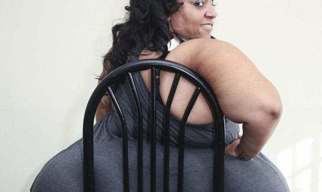 Αυτή είναι η γυναίκα με τα μεγαλύτερα οπίσθια στον κόσμο