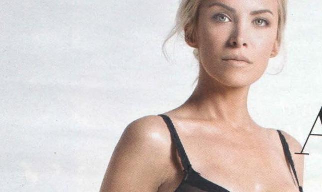 Κατερίνα Καινούργιου: Αποχωρίζεται τις τρέσες και το βαρύ μακιγιάζ και φωτογραφίζεται!