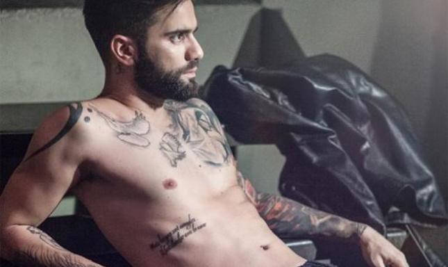 Θοδωρής Μαραντίνης: Έκανε τατουάζ λίγο πριν το live του στη Θεσσαλονίκη!