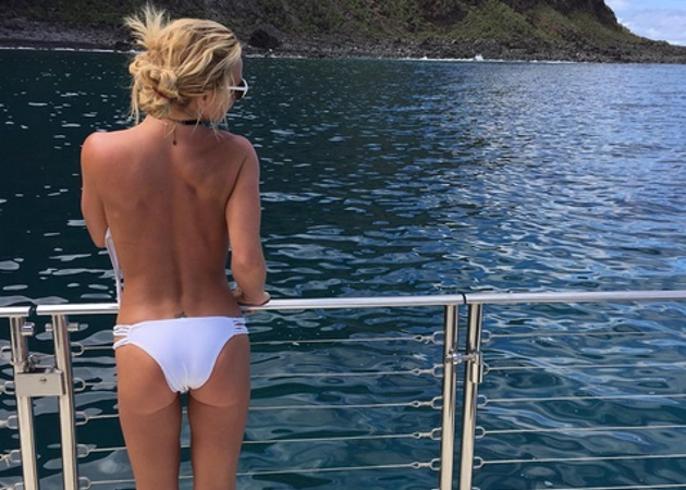 Britney Spears: Topless στη Χαβάη!
