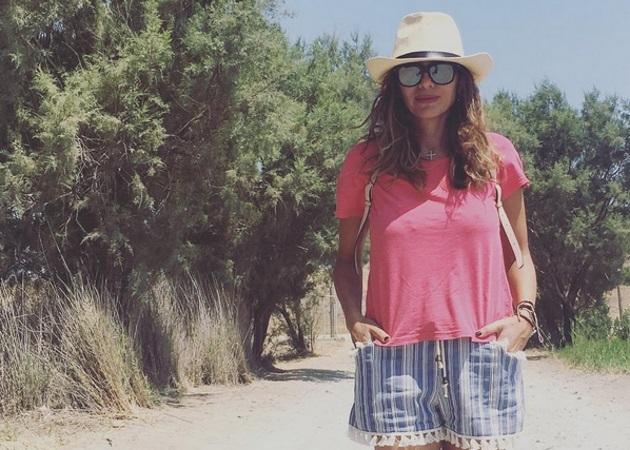 Δέσποινα Βανδή: Νέες φωτογραφίες από το ταξίδι της στη Λήμνο!