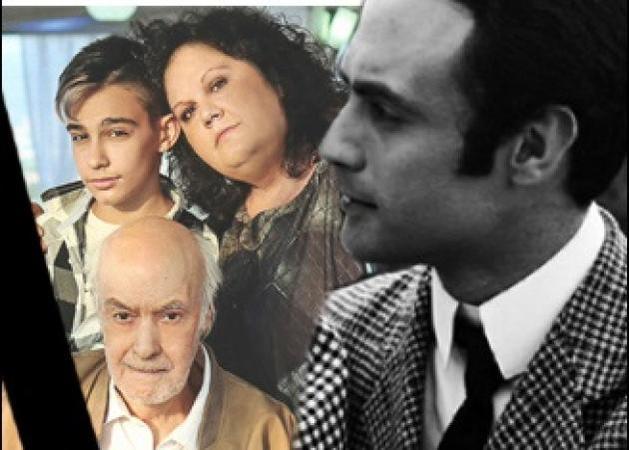 Ανδρέας Μπάρκουλης: Έφυγε για πάντα ο γόης του Ελληνικού κινηματογράφου! Φωτογραφίες από τη ζωή του