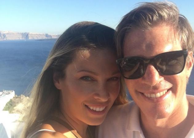 Μαριέττα Χρουσαλά - Λέων Πατίτσας: Συνεχίζουν τις διακοπές τους στα ελληνικά νησιά!