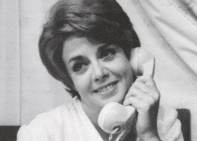 Τζένη Ρουσσέα: Σπάνια εμφάνιση για τη μεγάλη κυρία του κινηματογράφου! Στα 84 και είναι υπέροχη! [pics]