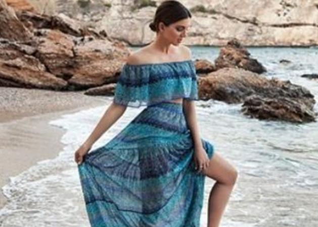 Σταματίνα Τσιμτσιλή: Ξέγνοιαστες διακοπές στην Πάρο με την οικογένειά της!