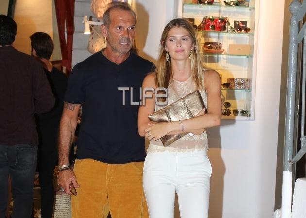 Πέτρος Κωστόπουλος: Καμαρώνει για τη μεγάλη του κόρη, Αμαλία!