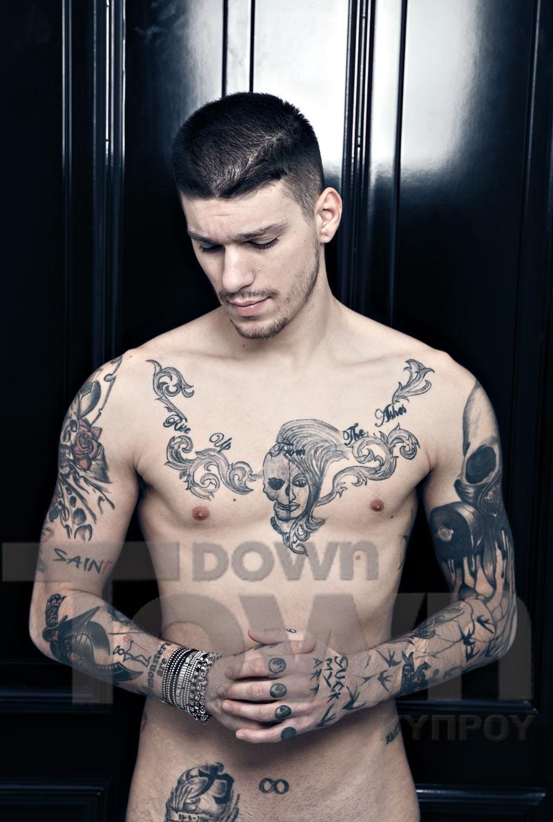 γυμνό άνδρες μοντέλα