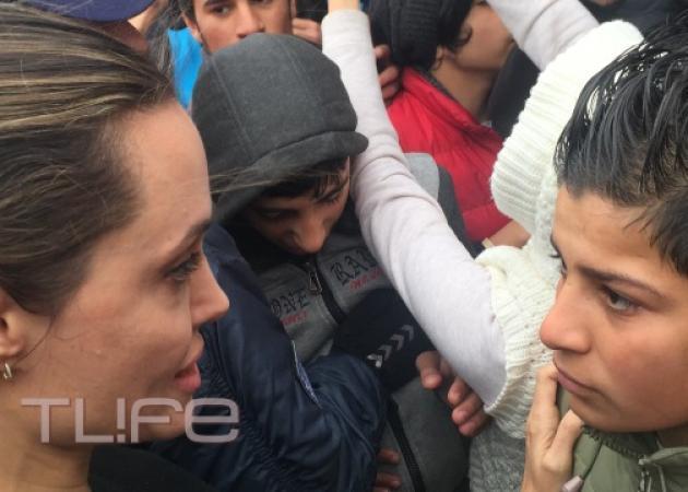 Angelina Jolie: Ο πιτσιρικάς πρόσφυγας που την συγκίνησε!