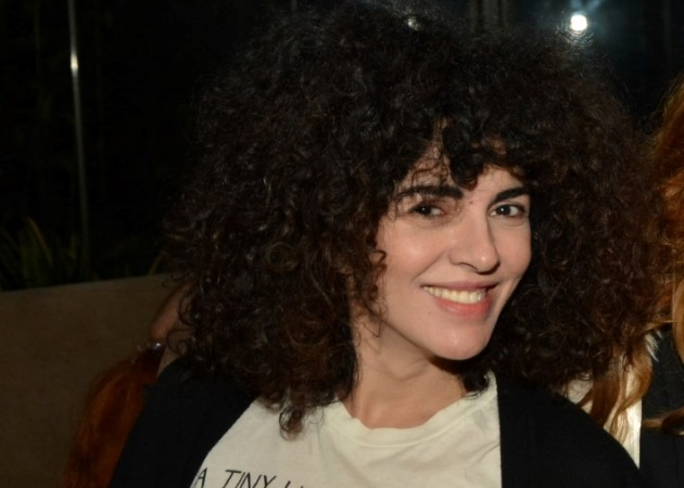 Μαρία Σολωμού: Για φαγητό με τον Πάνο Μουζουράκη λίγο πριν την πρεμιέρα του Voice [pics]