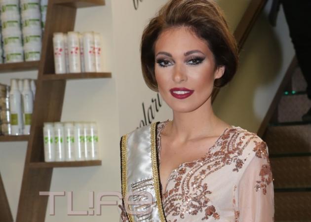 Μικαέλα Φωτιάδη: Σέξι η Μις Ευρώπη, σε βραδινή έξοδο με τον σύντροφό της!
