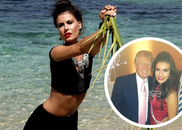 Βασιλική Τσιρογιάννη: Όταν η Σταρ Ελλάς γνώρισε τον Donald Trump!