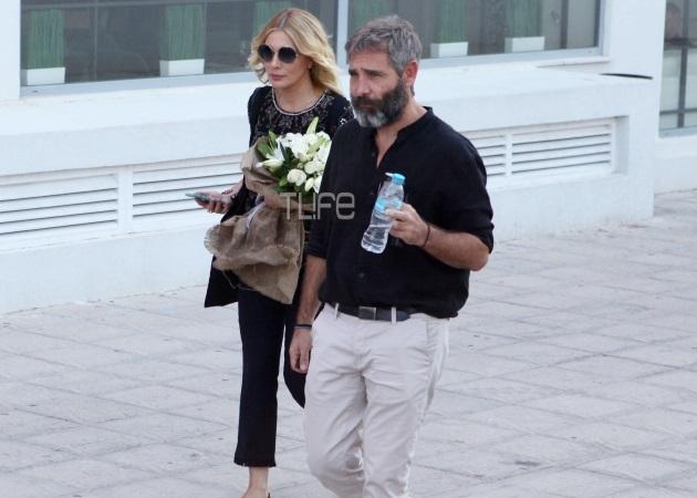 Θοδωρής Αθερίδης - Σμαράγδα Καρύδη: Ζουν μια όμορφη καθημερινότητα!