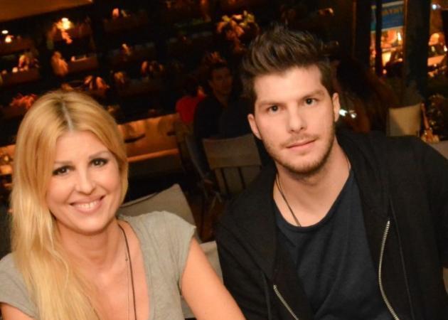 Έλενα Ράπτη - Λούκας Γιώρκας: Νέα βραδινή έξοδος για το ζευγάρι στο Ψυχικό!