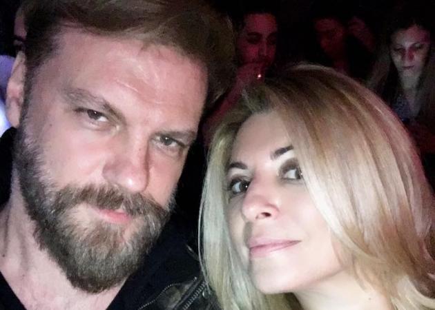 Κώστας Σπυρόπουλος - Χριστίνα Πολίτη: Βίντεο από την έξοδό τους στον Ρουβά!
