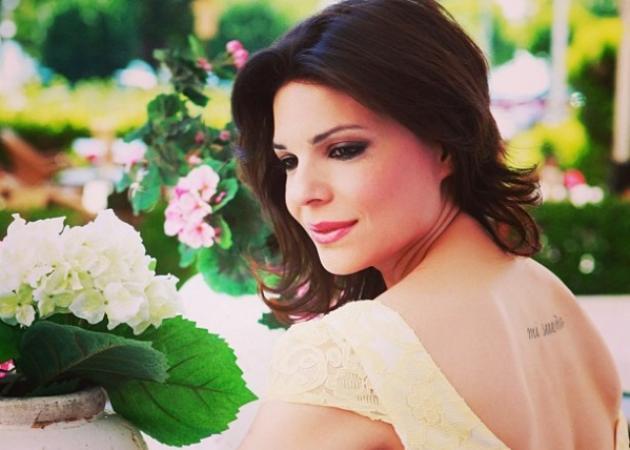 Μαρίνα Ασλάνογλου: Αδημοσίευτη φωτογραφία από το γάμο της στη Σκιάθο!
