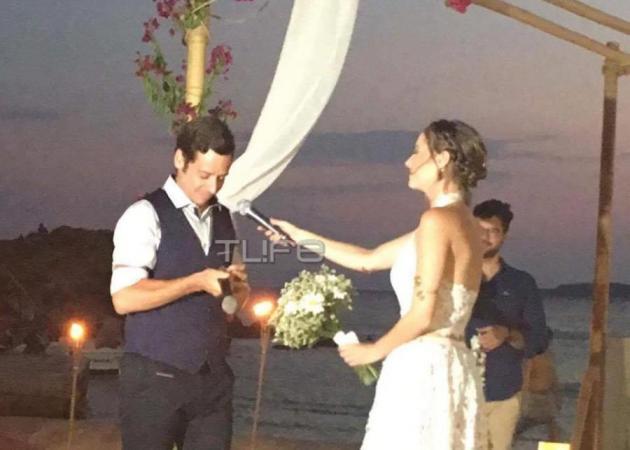 Αλεξάνδρα Ούστα - Γιάννης Σαρακατσάνης: Ο μυστικός γάμος και το γαμήλιο party!